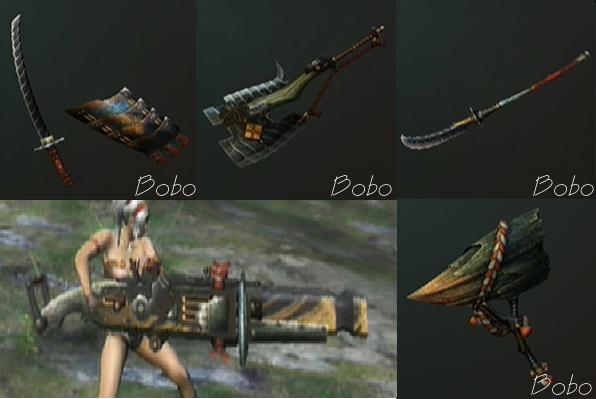 liste des armes de monster hunter tri Arme-jhen-mohran